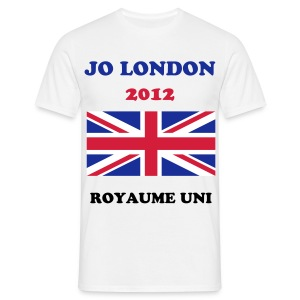 t-shirt JO 2012 London homme ( ROYAUME UNI ) - T-shirt Homme