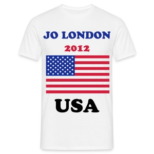 t-shirt JO 2012 London homme ( USA ) - T-shirt Homme