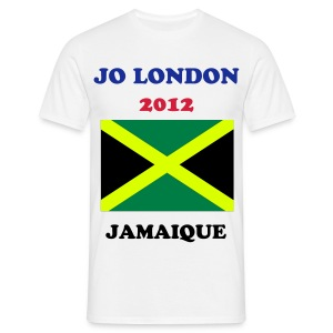 t-shirt JO 2012 London homme ( JAMAIQUE ) - T-shirt Homme