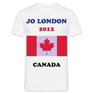 t-shirt JO 2012 London homme ( CANADA ) - T-shirt Homme