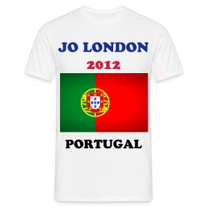 t-shirt JO 2012 London homme ( PORTUGAL ) - T-shirt Homme