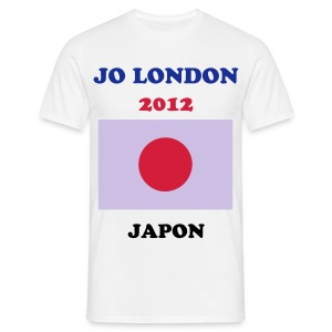 t-shirt JO 2012 London homme ( JAPON ) - T-shirt Homme