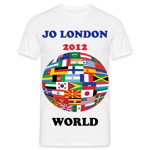 t-shirt JO 2012 London homme ( WORLD ) - T-shirt Homme
