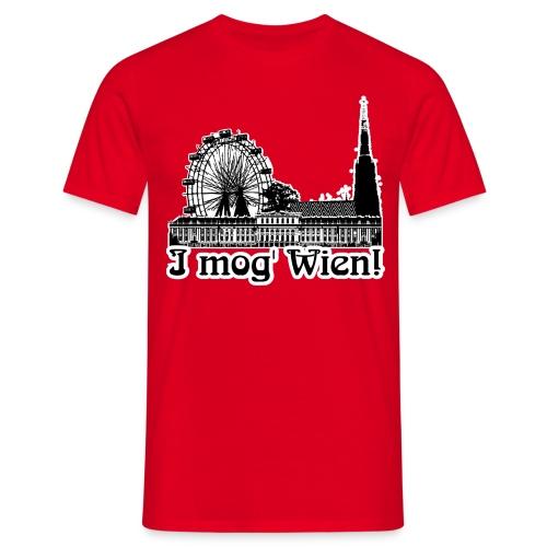 I mog Wien! | MEN - Männer T-Shirt