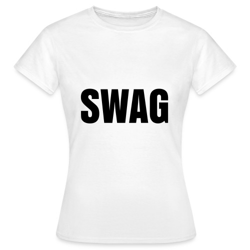 SWAG - Vrouwen T-shirt