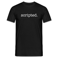 T-Shirts ~ Men's T-Shirt ~ scripted.