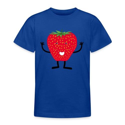 Erdbeerchen T-Shirt - Teenager T-Shirt