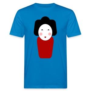 Japan Doll T-Shirt - Männer Bio-T-Shirt