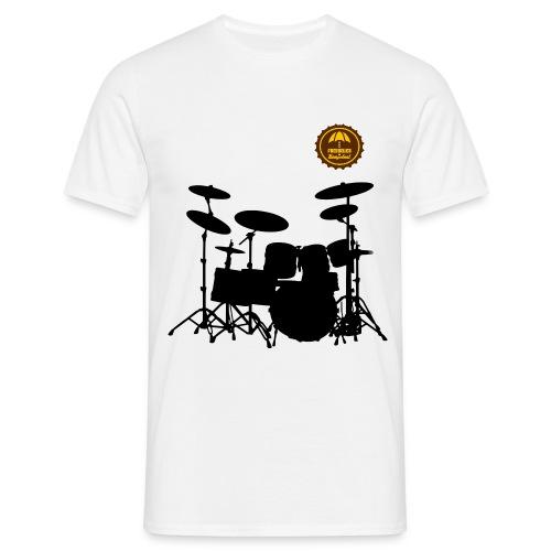 Drums - Männer T-Shirt