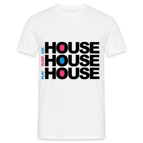 House T-shirt - T-shirt Homme