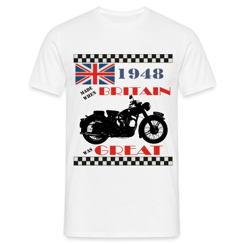 Britain was Great 1948 - Men's T-Shirt