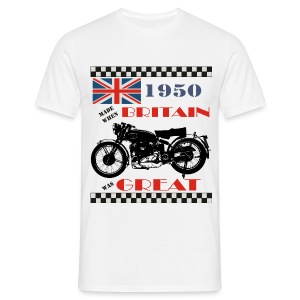Britain was Great 1950 - Men's T-Shirt