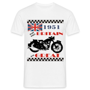 Britain was Great 1951 - Men's T-Shirt