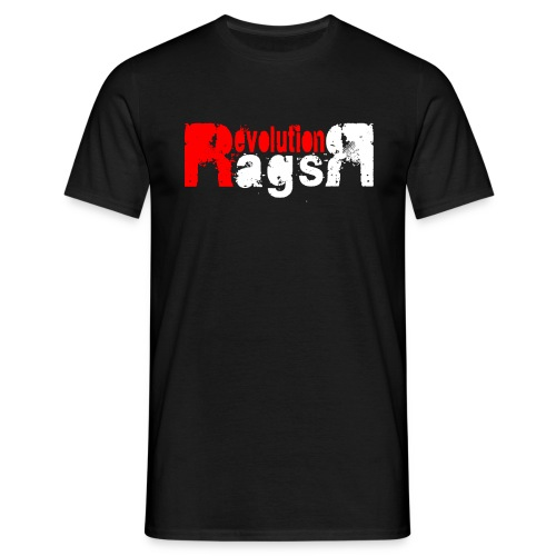 Revolution Rags - Men's T-Shirt