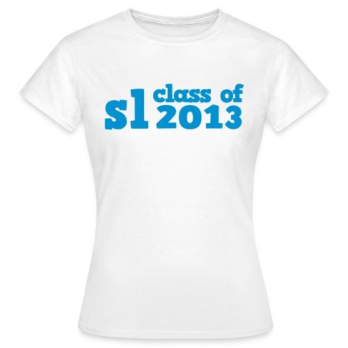 SL Class of 2013 Length Check Shirt - Women's T-Shirt