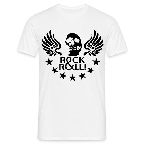 Super edles Herren T-Shirt (Rundhals) - Männer T-Shirt