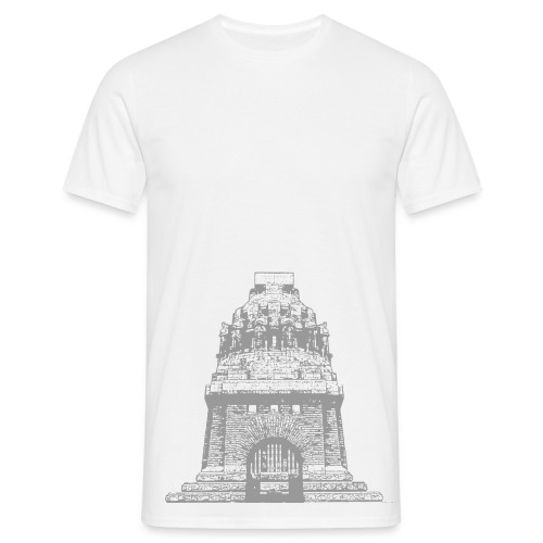 Völkerschlachtdenkmal Leipzig - Männer T-Shirt