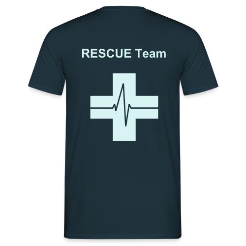 RESCUE Team - Männer T-Shirt