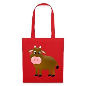 Cow Tasche - Stoffbeutel
