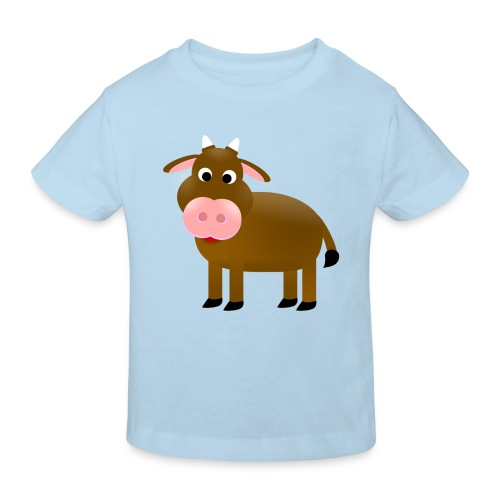 Cow T-Shirt - Kinder Bio-T-Shirt