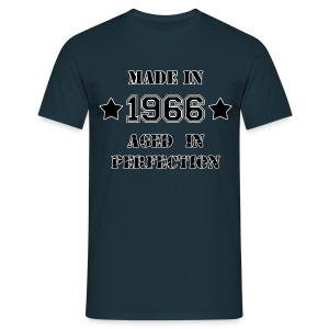 Made in 1966 T-Shirts - Männer T-Shirt