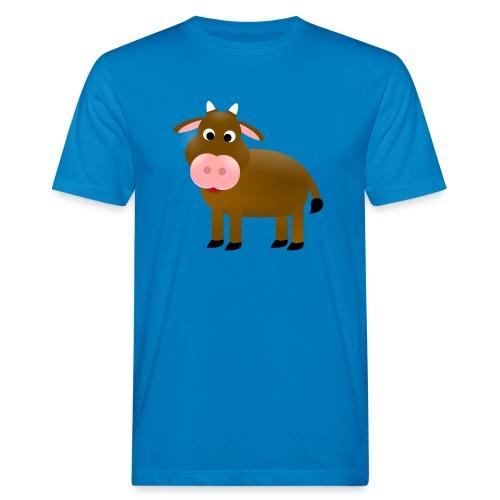 Cow T-Shirt - Männer Bio-T-Shirt