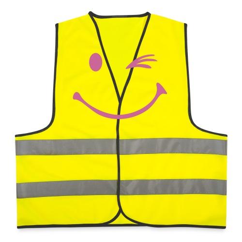 smile - Reflective Vest