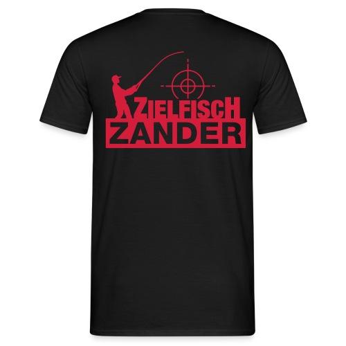 Zander-Tshirt - Männer T-Shirt