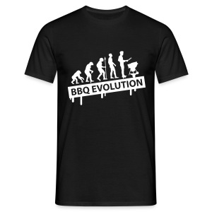 BBQ Evolution - T-shirt Homme
