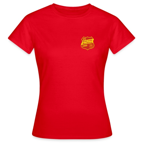 Shirt Logo - women - Frauen T-Shirt