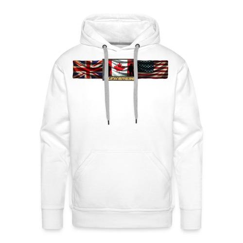 Men's Premium Hoodie - youtube,tshirt,shooting,hoodie,guns,gear,funker530,funker tactical,clothing,afghanistan