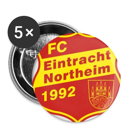 Pin Logo - Buttons klein 25 mm (5er Pack)