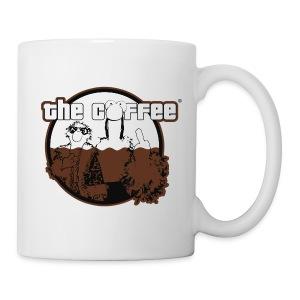 the böse coffee - Tasse