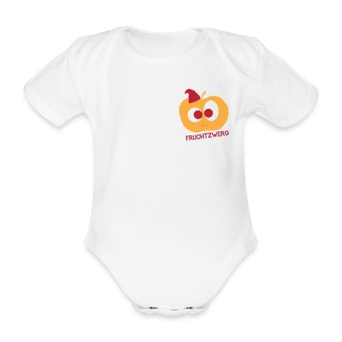 Baby Fruchtzwerg 2 - Baby Bio-Kurzarm-Body