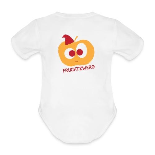 Baby Fruchtzwerg 3 - Baby Bio-Kurzarm-Body