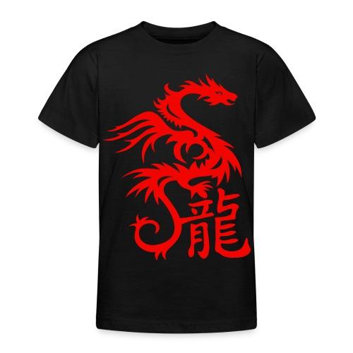 Dragon style - Teenager T-Shirt
