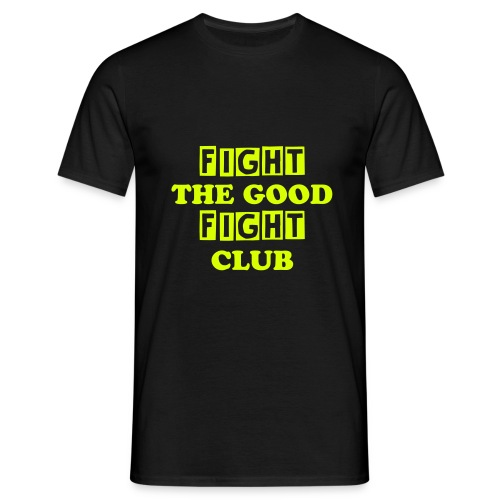 FIGHT T-SHIRT - Men's T-Shirt