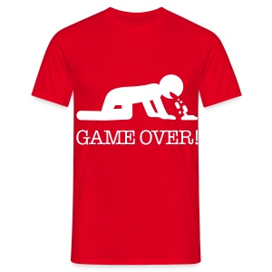 GAME OVER ! - Men's T-Shirt