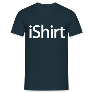 iShirt - T-shirt Homme