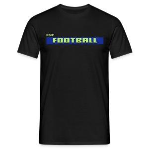 TV Text Football - Men's T-Shirt