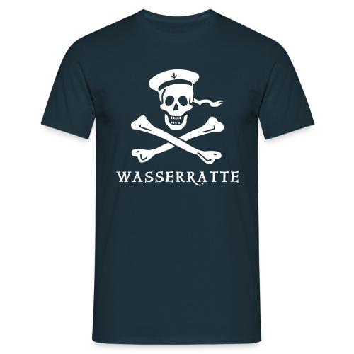 Matrose Wasserratte - Männer T-Shirt