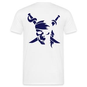 Matrose Pirat - Männer T-Shirt