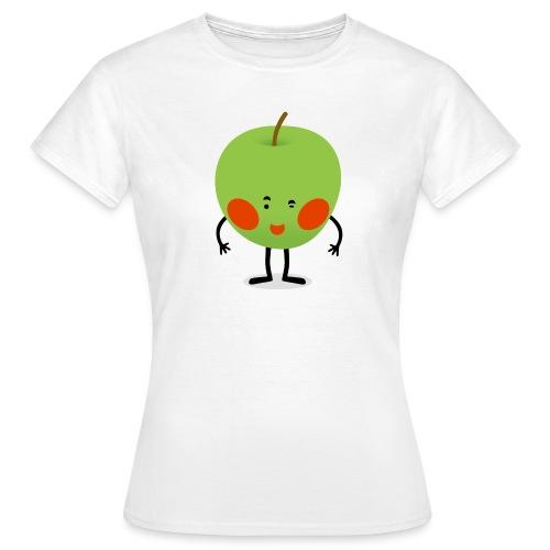 Apple Boy - Frauen T-Shirt