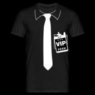 T-shirts ~ Mannen T-shirt ~ Men Basic Shirt: Jeff Residenza - Business Men