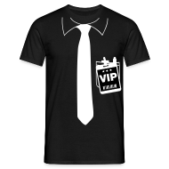 T-shirts ~ Mannen T-shirt ~ Men Basic Shirt: Jeff Residenza - Business Men