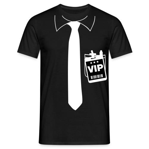 Men Basic Shirt: Jeff Residenza - Business Men - Mannen T-shirt