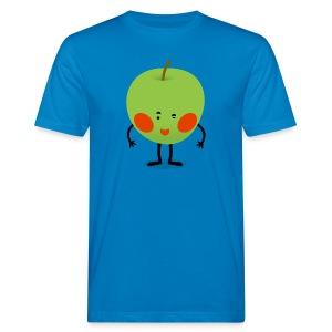 Apple Boy - Männer Bio-T-Shirt