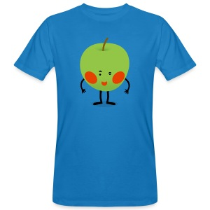 Apple Boy - Männer Bio-T-Shirt