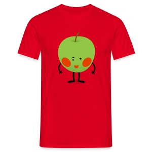 Apple Boy - Männer T-Shirt