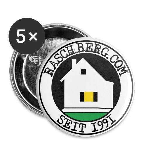 Raschberg - Button - Buttons groß 56 mm (5er Pack)